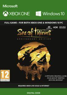 [Xbox One/PC] Sea of Thieves Anniversary Edition - £16.99 @ CDKeys