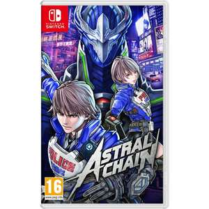 Astral Chain - Nintendo Switch £34.99 @ Smyths - Click & Collect