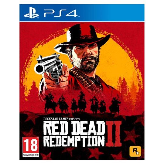 Red dead redemption 2 + Star Wars Jedi Fallen Order £50 @ Tesco