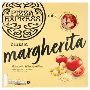 Pizza Express 447g only £3 instore at Morrisons Coalville