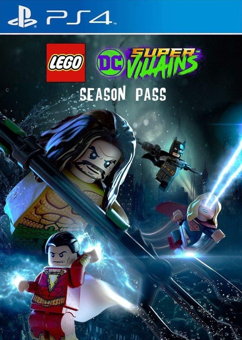 LEGO DC Super-Villains - Season Pass (DLC) (PS4) PSN Key EUROPE 85p at Eneba