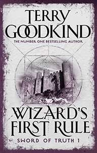 All Terry Goodkind Sword of Truth Kindle books 99p @ Amazon
