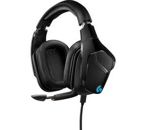LOGITECH G935 Wireless 7.1 Gaming Headset (multi platform compatibility) £66.99 with code at Currys PC World (Free 6 month Spotify Premium)