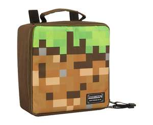 Minecraft Lunch Box Dirt Block Style £5 at Ryman in store