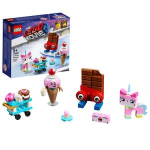 LEGO Movie 2 70822 Unikitty's Sweetest Friends Ever £4.50 @ Amazon (Add On Item)