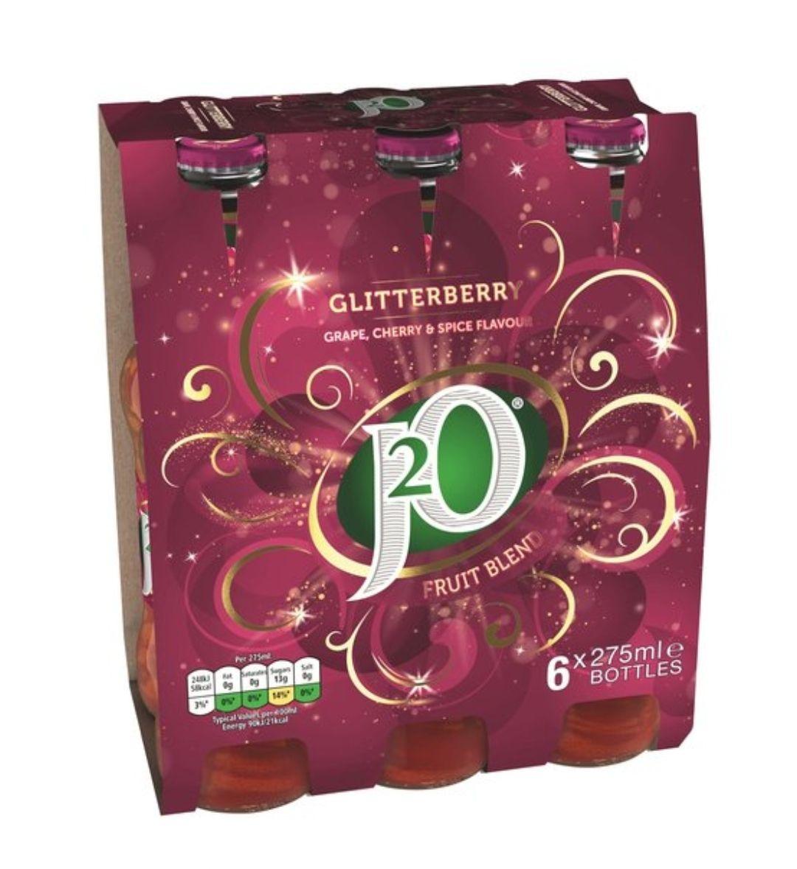 J20 Glitterberry 6 X 275ml £3 @ Tesco