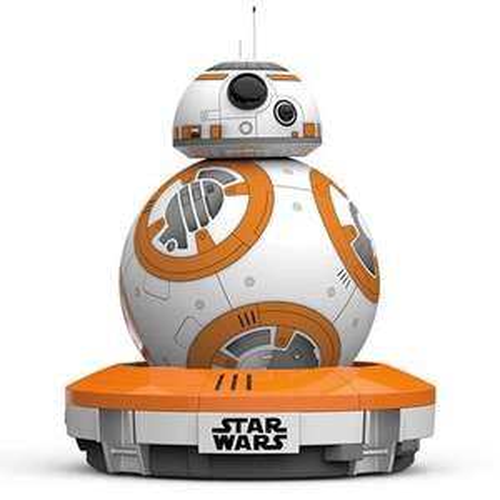 Orbotix Sphero Star Wars BB-8 App Enabled Droid - Manufacturer Refurbished £27.99 @ Mymemory