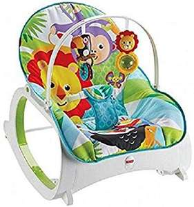 Fisher price infant to toddler rocker/baby bouncer £36.99 @ Amazon/also try to use code GIFT5P for £5 off.