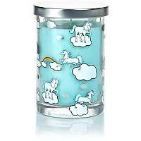 Print Votive Candle With Lid: Unicorn Coconut Fragrance /Cat Print / Llama Peach Berry Fragrance Now £2 each @ Asda ( free Click & collect )