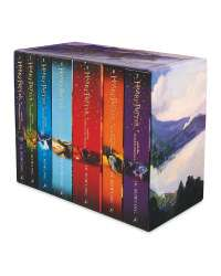 Harry Potter Complete 7 Book Collection, Now £27.99 & free delivery @ Aldi
