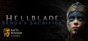 Hellblade: Senua's Sacrifice (Steam PC) - £7 @ Instant Gaming