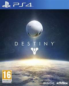 Destiny (PS4 Pre-Owned) £1 (+£1.50 Delivered) @ CEX