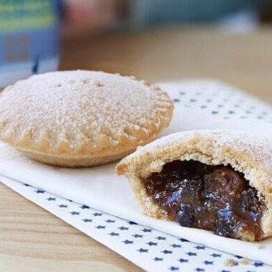 Free Greggs Mince Pie or Sweet Treat @ Vodafone VeryMe