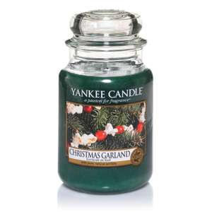 Yankee Candle Large Jar Christmas Garland £11.99 (+£4.49 NP) Delivered @ Amazon