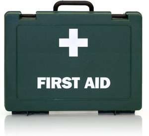 Crest Medical 10 Person HSE Compliant 1st/First Aid Kit sold by Care Supermarket and Fulfilled by Amazon £8.89 Prime / £13.38 non Prime