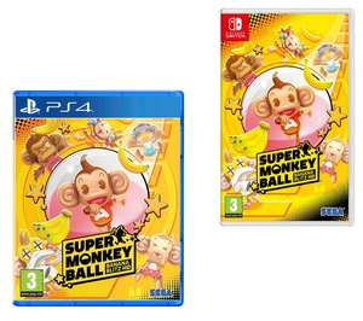 Super Monkey Ball Banana Blitz HD (PS4 / Xbox One) - £21.99 / (Nintendo Switch) - £24.99 @ Argos