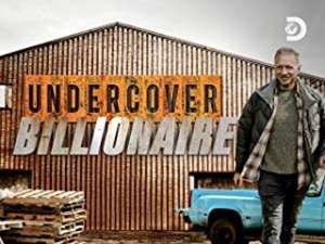 Discovery's Undercover Billionaire, £2.49 for HD Series on Amazon