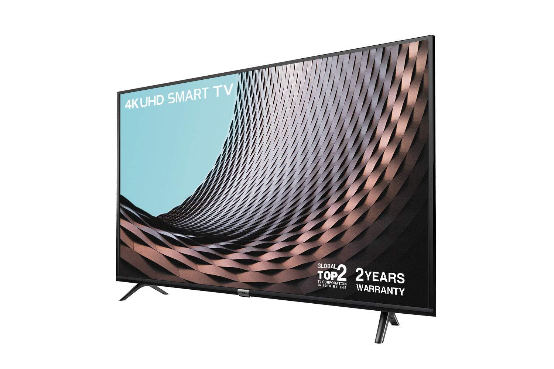 "TCL DP628 55"" Smart TV – 2 Year Warranty + Works With Alexa £349 Amazon"