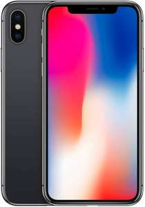 Apple iPhone X 64gb (space grey or silver) £639 Amazon