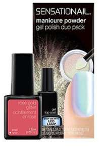 Buy 1 get 2nd half price on selected Sensationail in Boots and 10% student discount