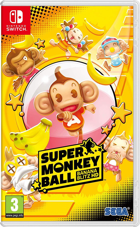 Super Monkey Ball Banana Blitz HD (Nintendo Switch) for £24.99 delivered @ Amazon