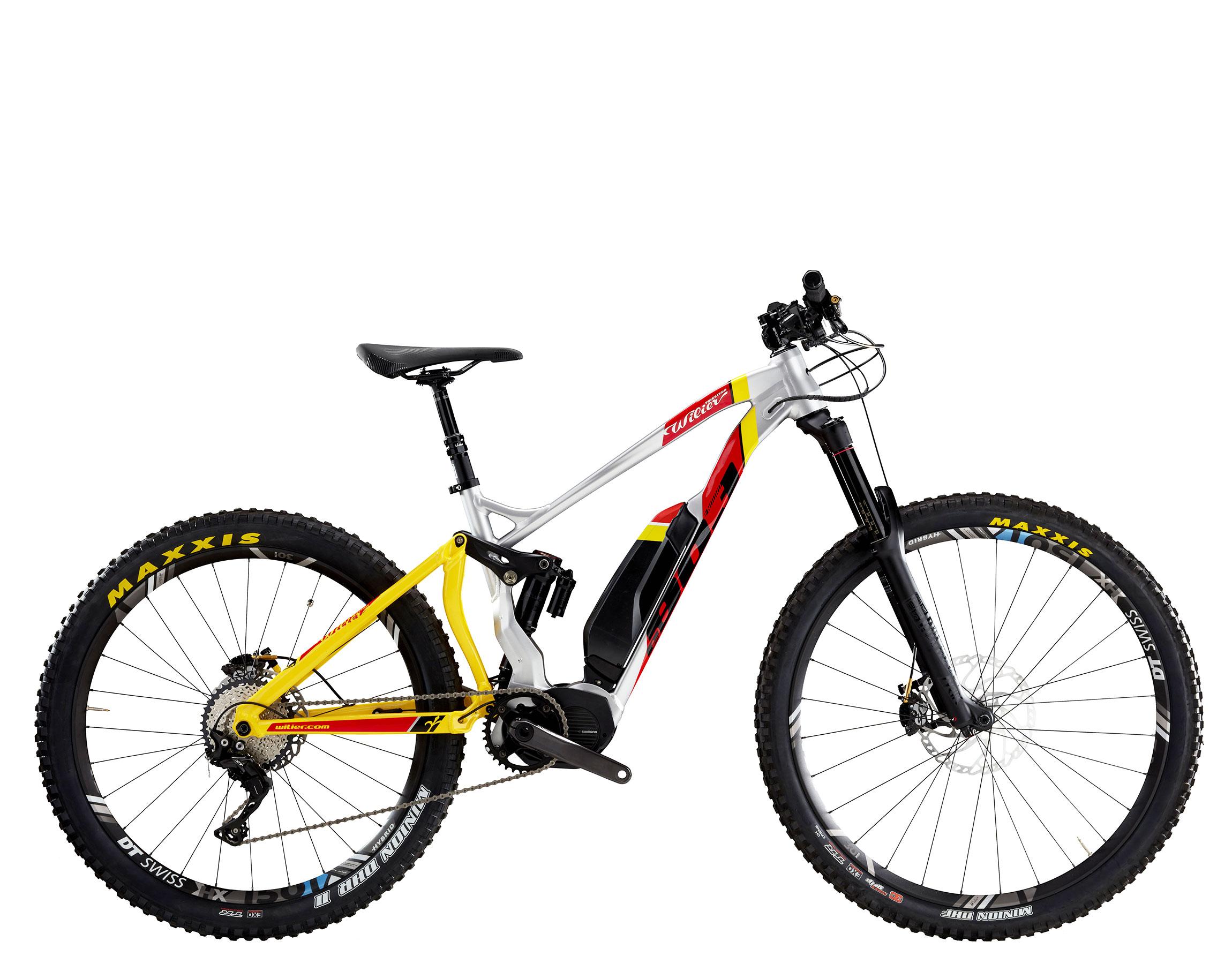 Wilier E803 Enduro XT Full Suspension Mountain E-Bike - 2019 (All sizes) £2518.99 merlincycles