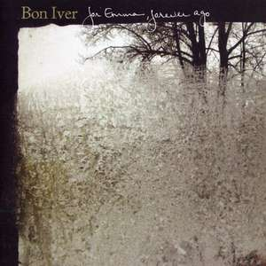 For Emma Forever Ago LP by Bon Iver £9.59 @ Amazon (+£2.99 Non-prime)
