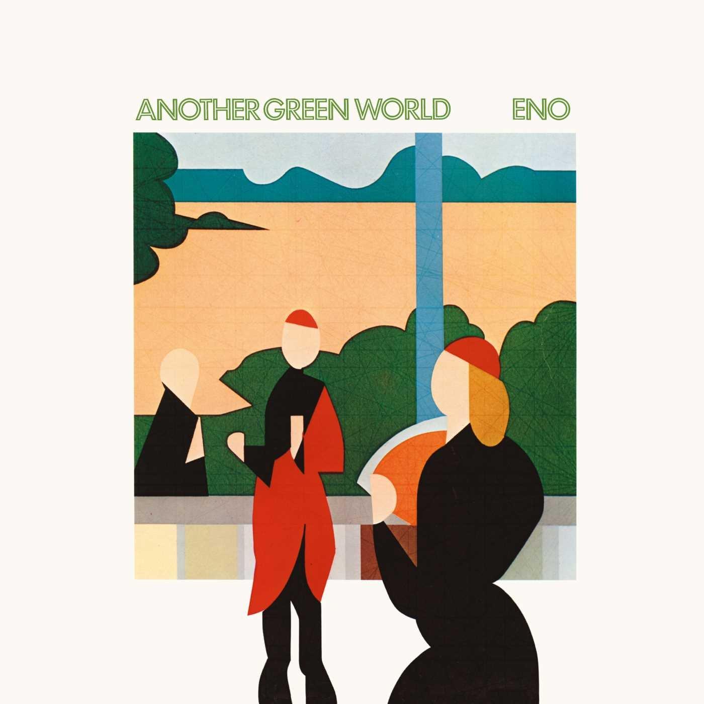 Another Green World 180 gram Vinyl by Brian Eno £9.99 @ Amazon (+£2.99 Non-prime)