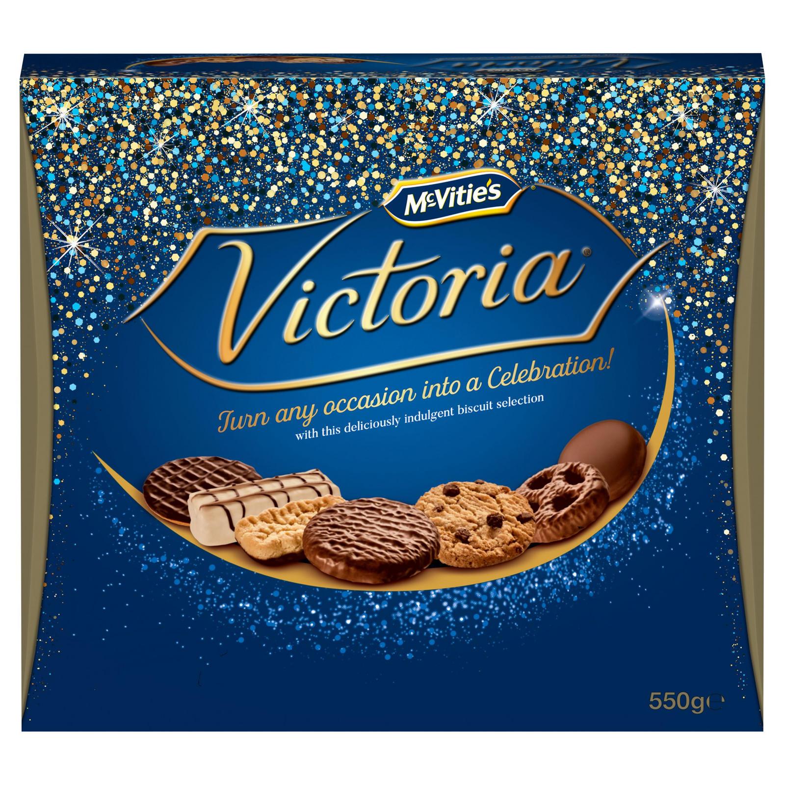 McVitie's Victoria Biscuit Selection 550g - £2.50 @ Iceland