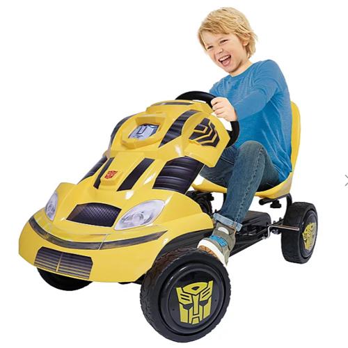Transformers Bumblebee Go Kart £79.45 Delivered - Discounts in Basket @ George