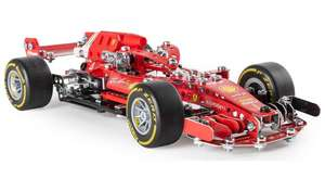 MECCANO 6044641 Ferrari Formula 1 Vehicle £30 (Click and collect) @ Argos