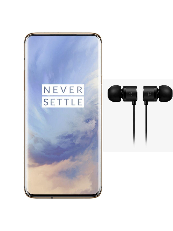 Oneplus 7 Pro Almond + OnePlus Type-C Bullets Earphones Black £599/128GB £549 @ Oneplus