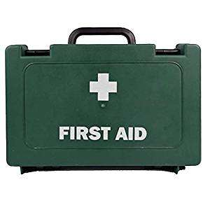 HSE Standard 10 Person Workplace First Aid Kit £6.99 (+£4.49 NP) Delivered @ Amazon