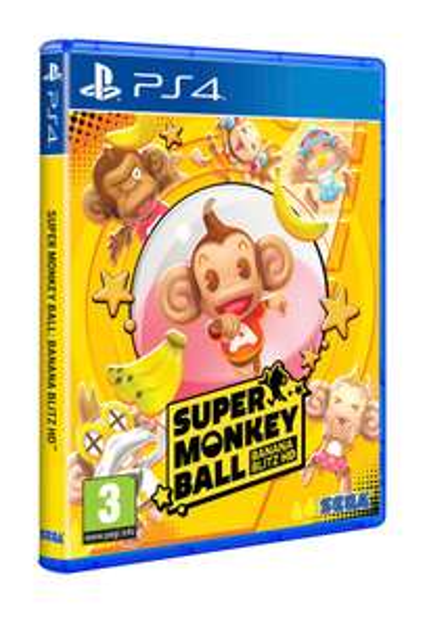 Super Monkey Ball Banana Blitz HD inc AiAi Stickers (PS4/Xbox One) £21.85 Delivered @ Shopto