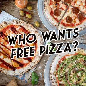 Free vegan pizza at new Picky Wops - Brick Lane, London. First 50