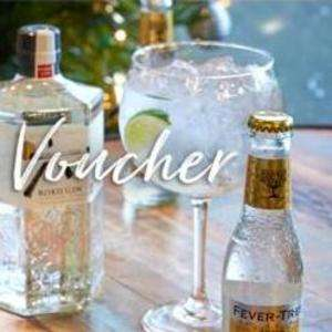 Buy one get one free on Roku G&Ts at Pitcher and Piano