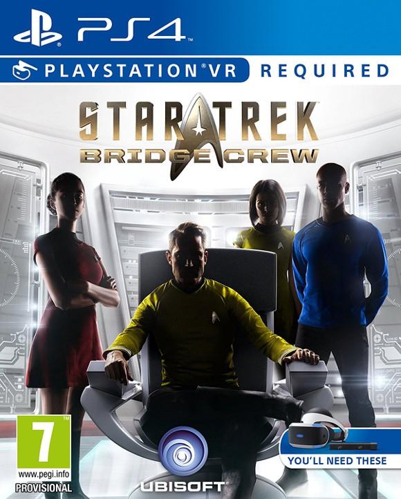 Star Trek Bridge Crew PSVR £12.85 Delivered @ Shopto