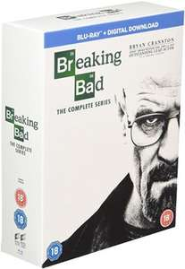 Breaking Bad: The Complete Series (Blu-ray Box Set) £23.94 Delivered with code @ Zoom
