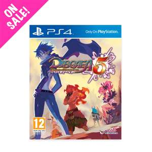 Disgaea 5: Alliance of Vengeance (PS4) £18.48 Delivered @ NISA Europe
