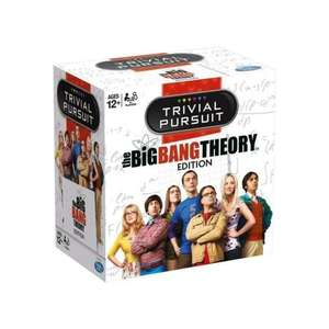 The Big Bang Theory Trivial Pursuit Game £11.99 delivered @ onbuy / Phillips Toys