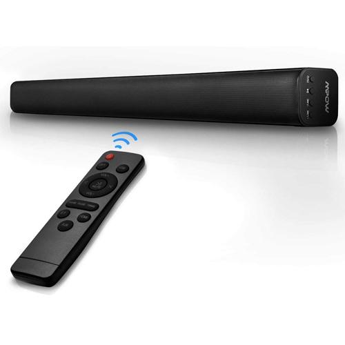 Mpow 29-Inch / 40W SoundBar - Bluetooth 5.0 / AUX / HDMI / Optical / USB £35.99 Using Code Sold by HBH LTD and Fulfilled by Amazon