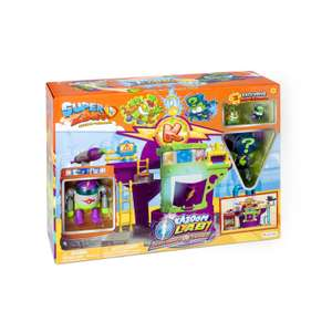 Super Zings Rivals of Kaboom Kazoom Lab, £31.99 at The Entertainer