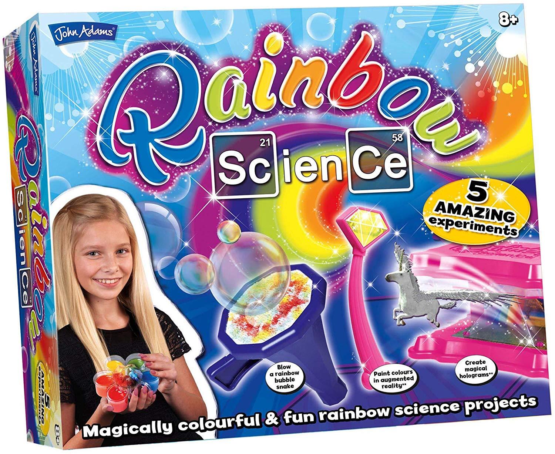 John Adams Rainbow Science Kit £8.99 @ Amazon (+£4.49 Non-prime)