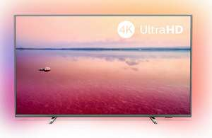 Philips Ambilight 55PUS6754/12 TV 55 inch LED Smart TV ,4K UHD, HDR 10+, Dolby Vision, Dolby Atmos - £449.10 delivered @ AO ebay