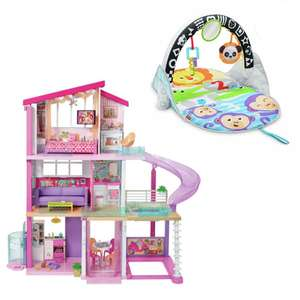 20% Off Barbie, Hot Wheels and Fisher-Price toys + Extra 10% Discount On £100+ Spends @ Argos / eBay
