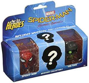 Funko Pop Spider-Man Homecoming Pint Size Heroes Vinyl Collectibles (2 + 1 Mystery Collectible) £2, In Store @ Poundland (Trongate, Glasgow)