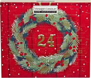 Yankee Candle 'Home Inspirations' Advent Calendar £3.75 at Asda Armagh