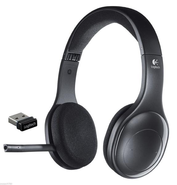Logitech H800 Wireless Bluetooth Headset - £39.99 @ Amazon