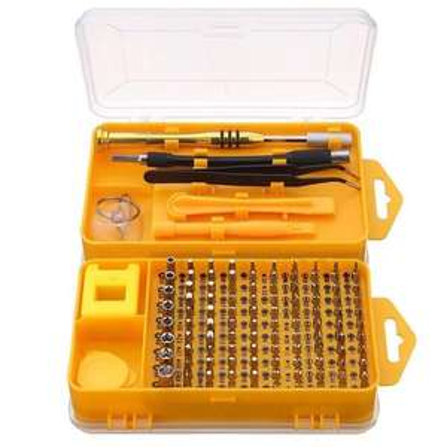 Raitool 110 in 1 Multifunction Screwdriver Kit £11.27 Delivered @ Tekinstore (EU Warehouse)