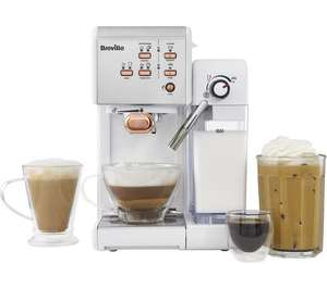 Breville one-touch VCF108 Coffee Machine £149 @ Currys PC World